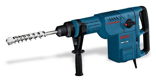 Buy Bosch GBH 11 DE Professional Rotary Hammer with SDS-max online at GZ Industrial Supplies Nigeria. The most important data Rated power input 	1.500 W Max. impact energy 	14,2 J Drilling diameter in concrete with hammer drill bits 	12 – 52 mm