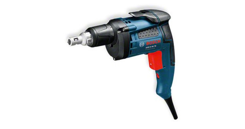 Buy Bosch GSR 6-45 TE Professional Drywall screwdriver online at GZ Industrial Supplies Nigeria The most important data Rated power input 701 W Self-drilling screw diameter 6,0 mm Torque, max. (soft screwdriving applications) 12 Nm