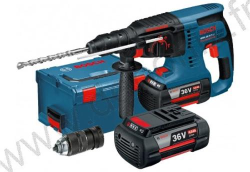 Buy Bosch GBH 36 VF-Li, 2 battries, 4.0AH online at GZ Industrial Supplies Nigeria