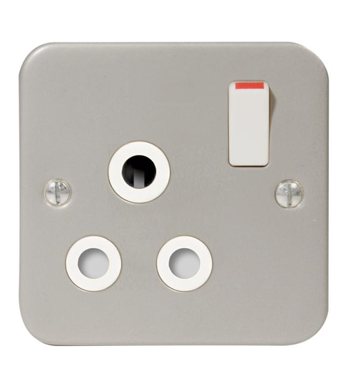 electrical socket 15 Amp Socket Metal Clad