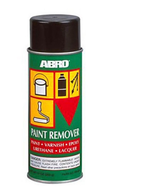 Abro Paint remover for all kinds of paint stripping on any surface