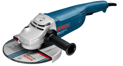 "Bosch 9"" angle grinder 220 volts, GWS 21-230H"