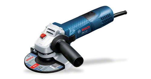 "4.5"" angle grinder, i.Karton GWS 7-115 Professional Smallest grip circumference and a powerful 720 watts Smallest grip circumference (176 mm) compared to other angle grinders in its wattage class for particularly comfortable working"