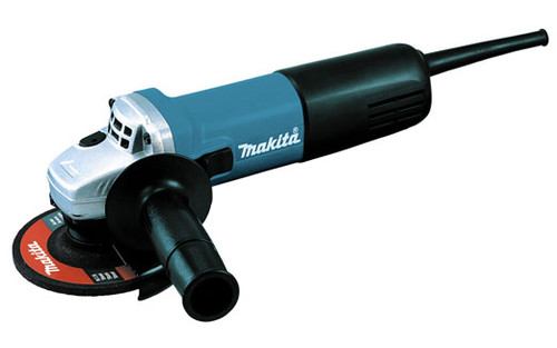 "Makita 9557HN angle grinder 115 mm (4 1/2""), 840 W, w/o case"