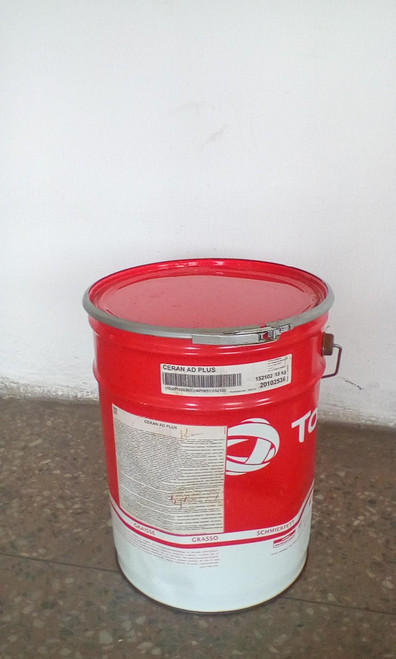 Total Grease Ceran AD PLUS Grease 18kg