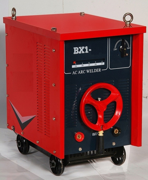 POWER FLEX WELDING MACHINE SINGLE PHASE 500 AMPS AC ARC WELDER