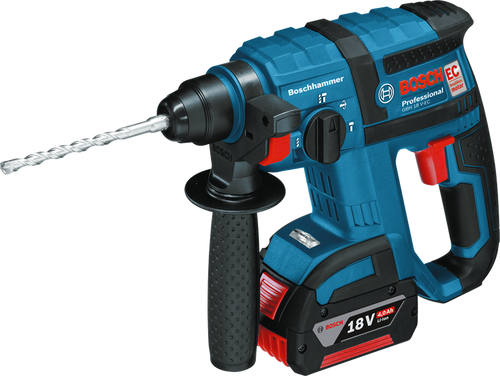 Bosch Cordless Rotary Hammer, Bosch GBH 18 VE professional