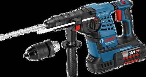 Bosch GBH 36 VF-Li Cordless Rotary drilling hammer