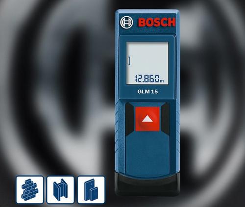 Bosch GLM 15 Professional measuring laser