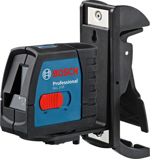 Bosch GLL 2-15 line laser professional with kit 1