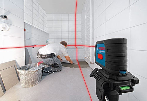 Bosch GLL 2-15 line laser professional with kit 2