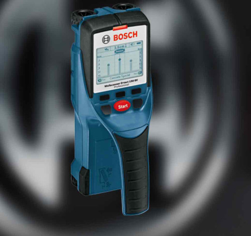 Bosch D-Tect 150 SV wall scanner and detector professional 2
