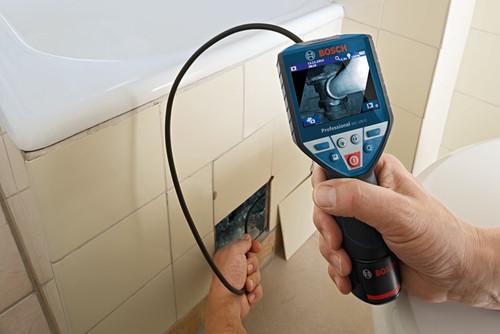 Bosch GIC 120 Cordless inspection camera professional 2