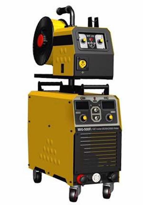 PowerFlex MIG IGBT Inverter MIG MAG MMA Welding Machine 400-Fi
