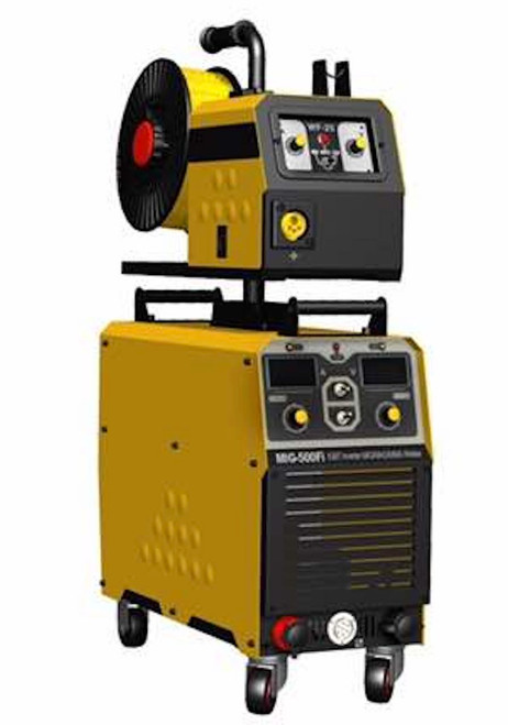 PowerFlex MIG IGBT Inverter MIG MAG MMA Welding Machine 400-Fi