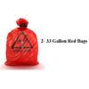 BioHazard Waste Bags