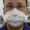 3M VFlex™ #9105 N95 Respirator - 50 per Box