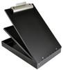 Black Cruisermate Clipboard - 8.5''x12'' by Saunders
