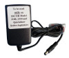 AC Charger for SSCORT Ten, SSCORT VX-2 and Quickdraw Suction Units