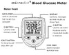 MicroDot Xtra Glucometer