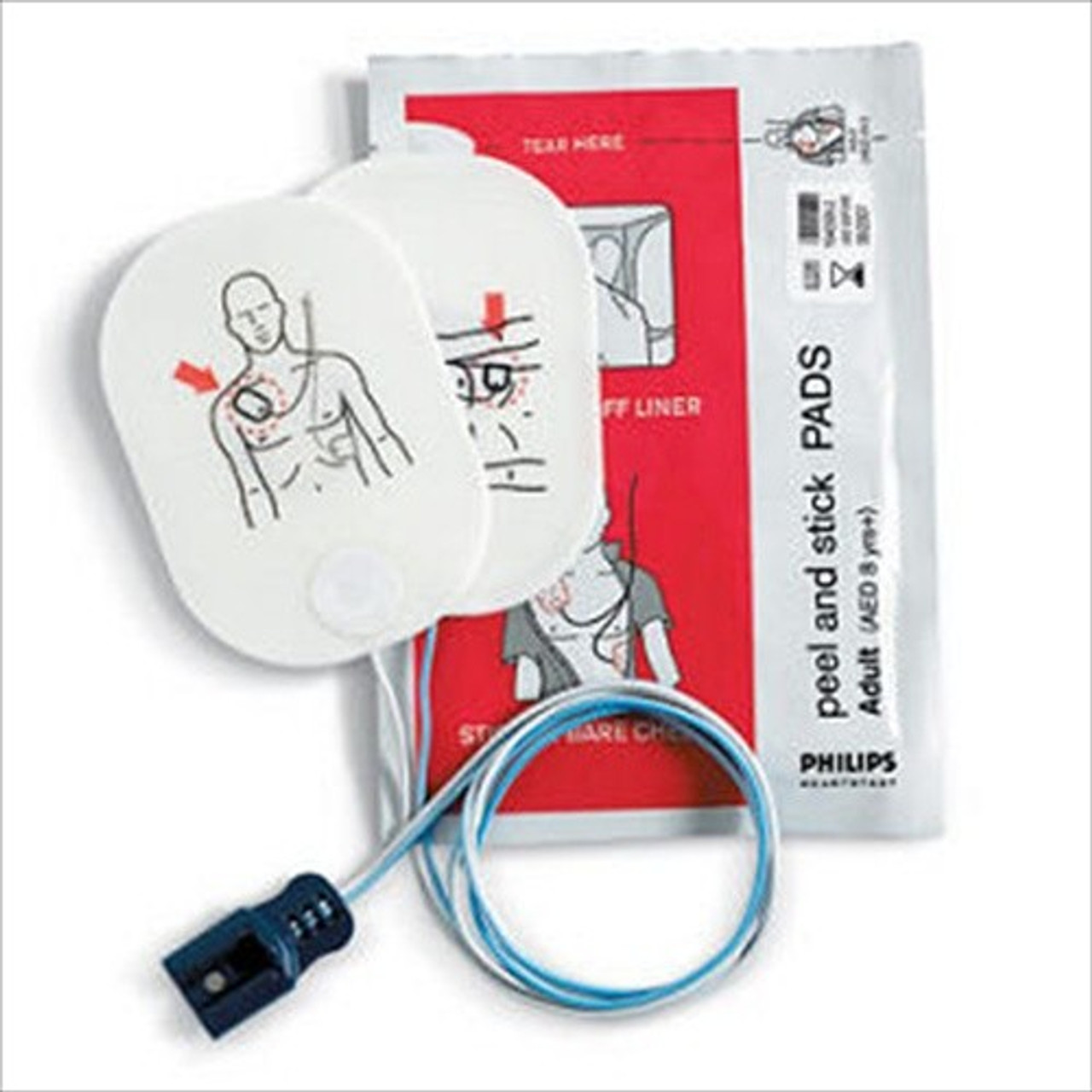 FR / FR2 Adult Defibrillation Pads by Philips