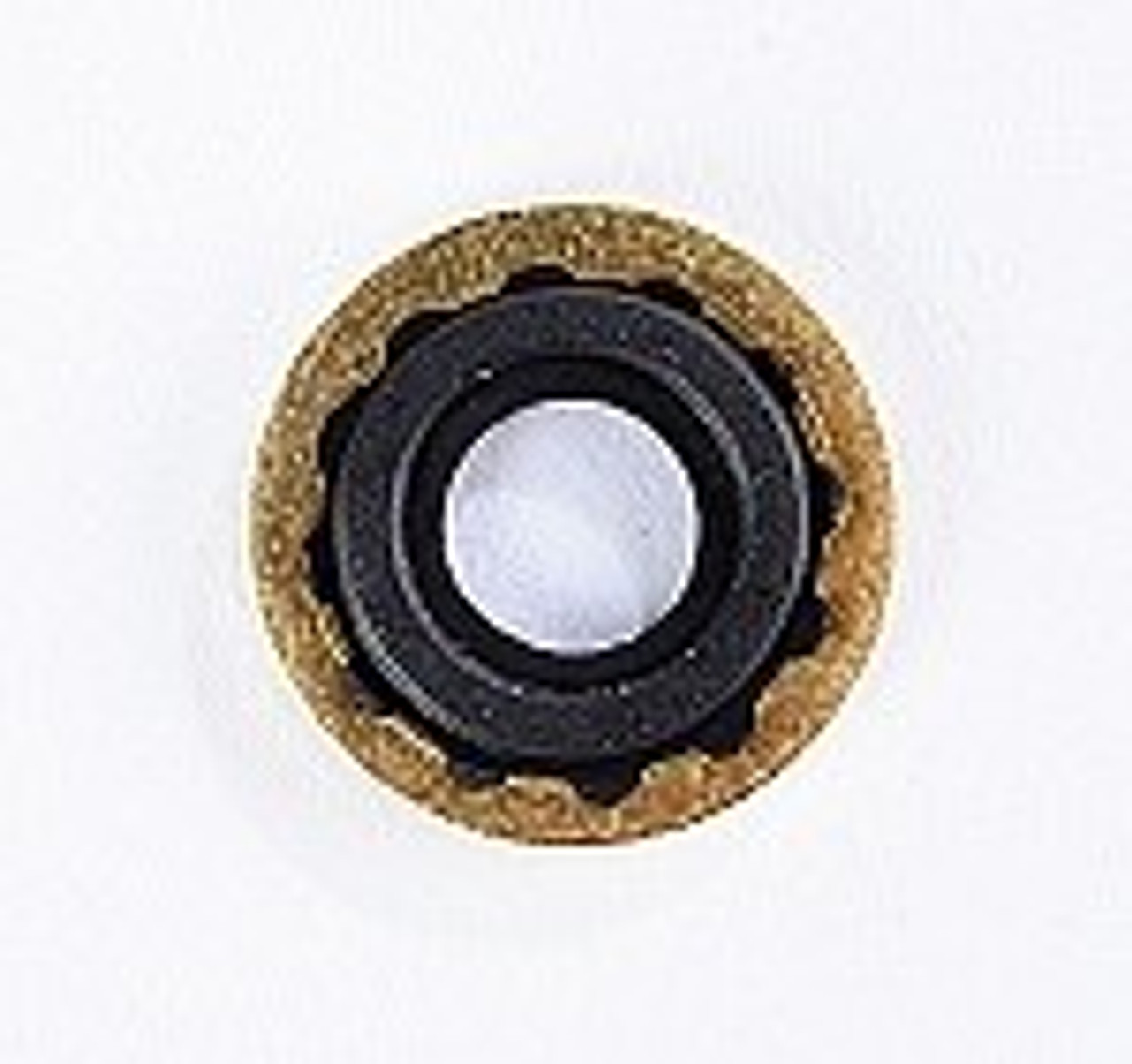 Oxygen Washer Brass with Viton insert - Each
