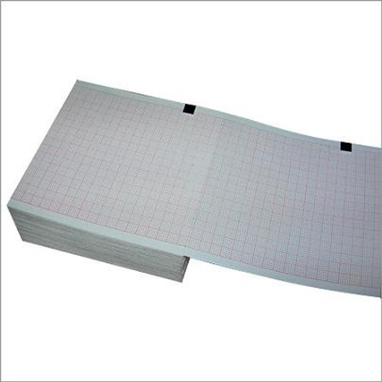 "EKG Chart Paper for Zoll ""M"", ""E"" and ""R""  Series Monitor/Defib - 20 Pads per Box"
