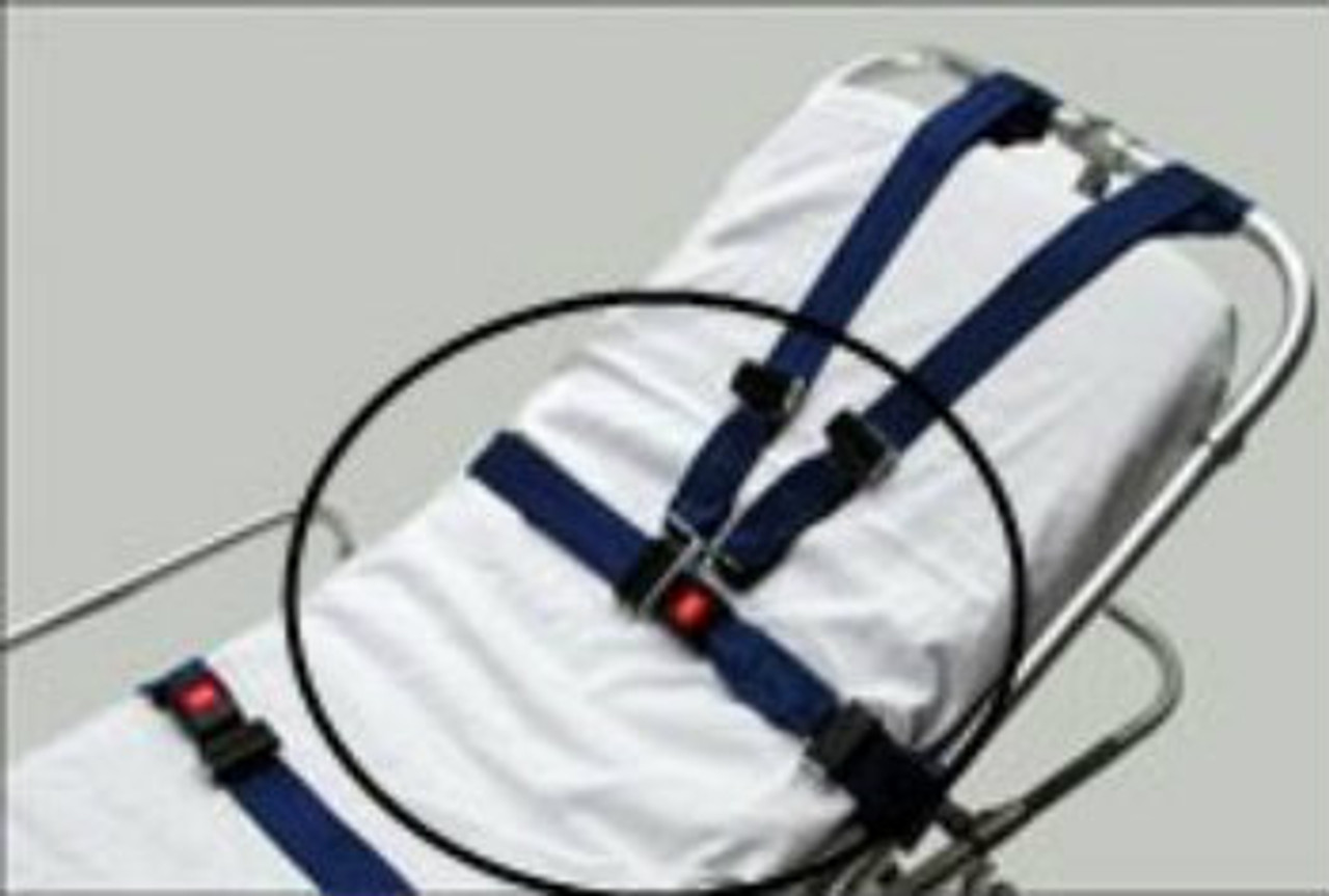 Shoulder Harness Strap System - Chest/Lap Strap Only