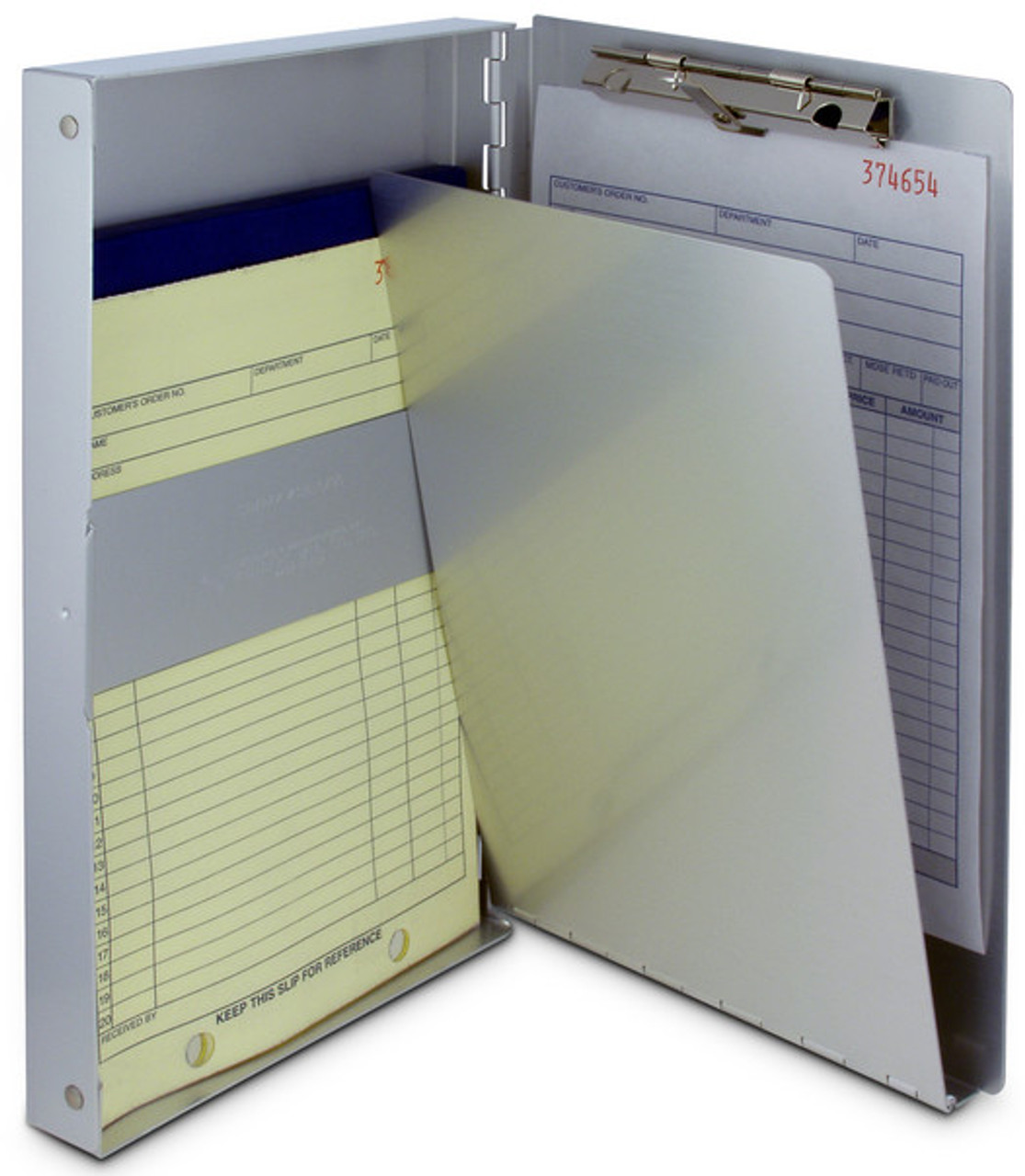 Snapak Clipboard - 8.5''x12'' by Saunders