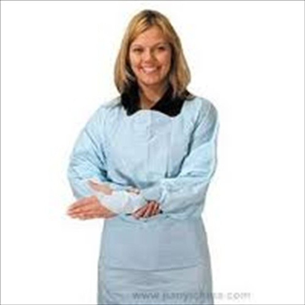 Universal Impervious PPE Gown
