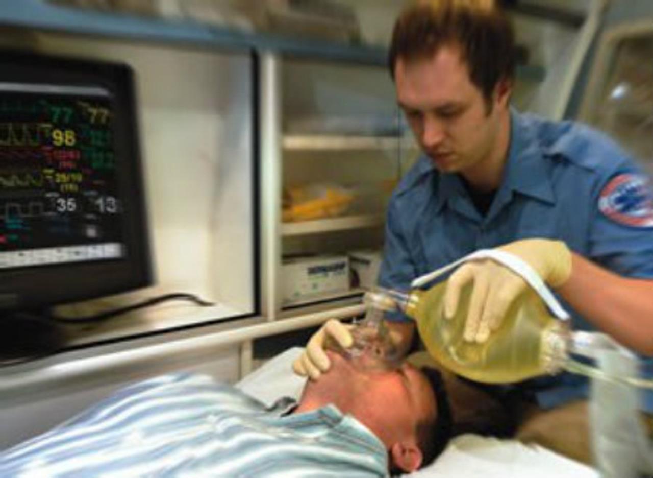 The Bag II Adult Resuscitator (BVM)