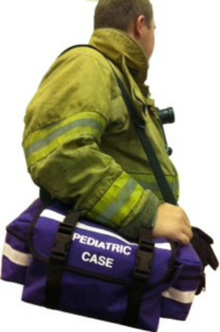 Purple Pediatric Equipment  Bag