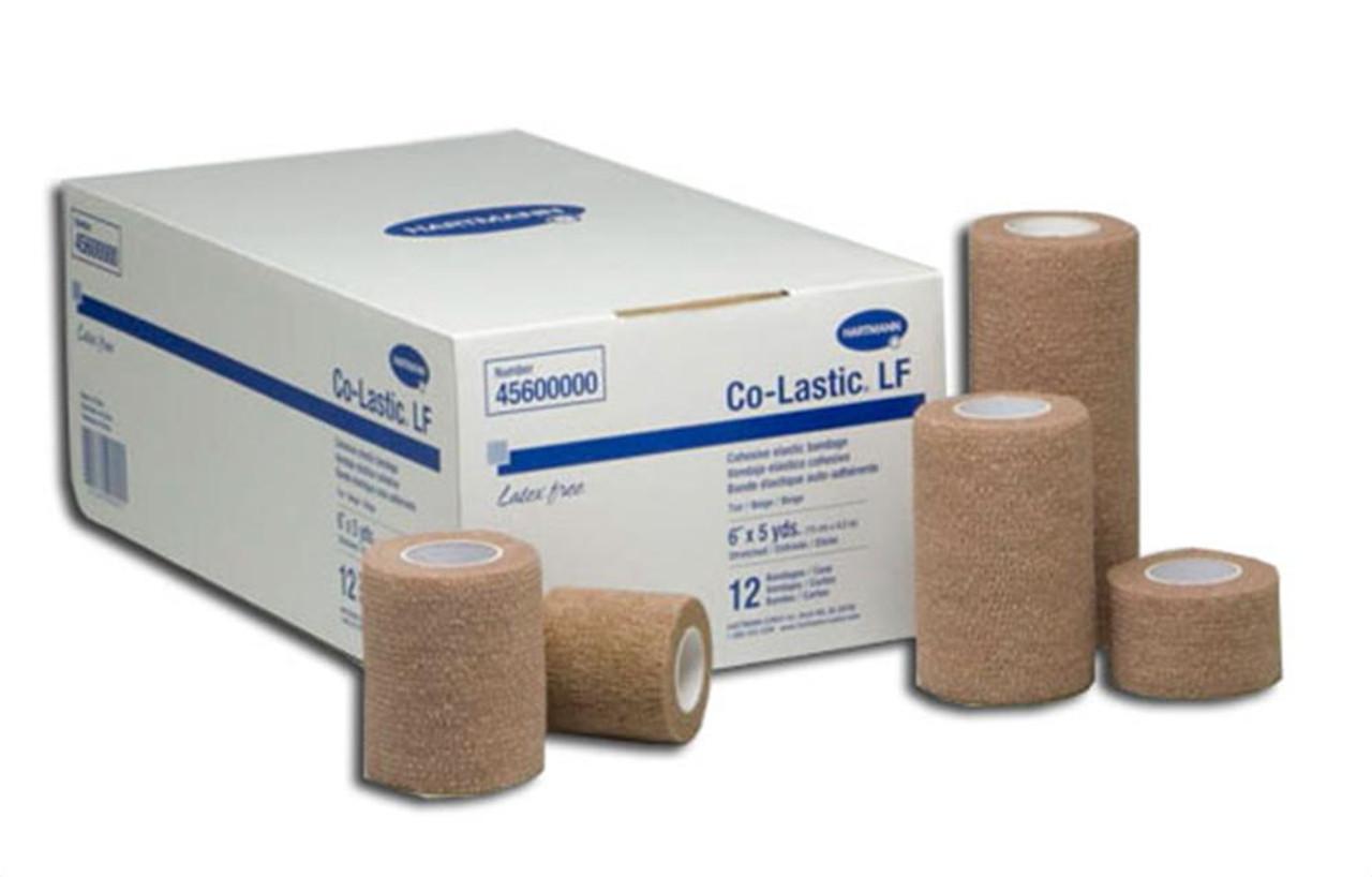 Co-Lastic Self-Adhering Elastic Bandage - Various Sizes