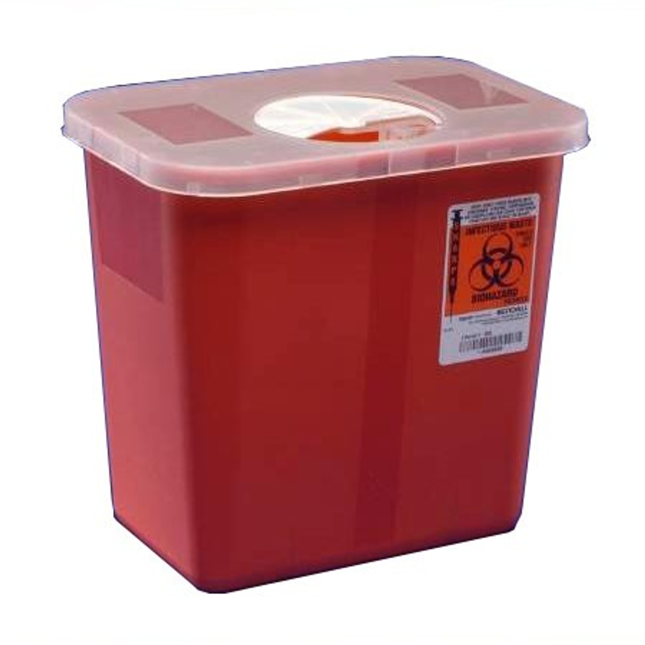 2 Gallon Sharps Container #8970 by Kendall
