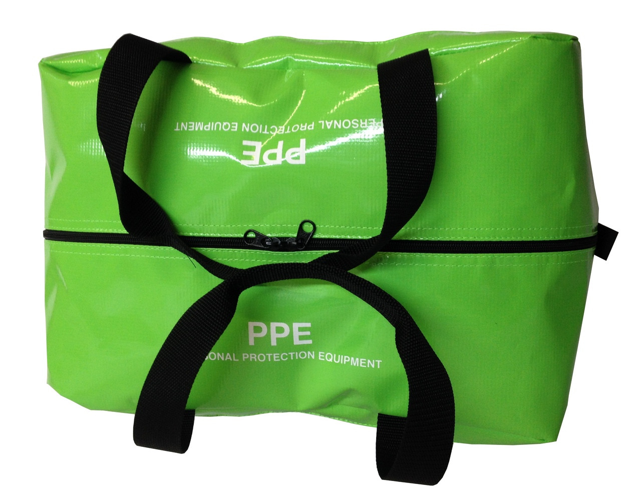 PPE Bag Top View