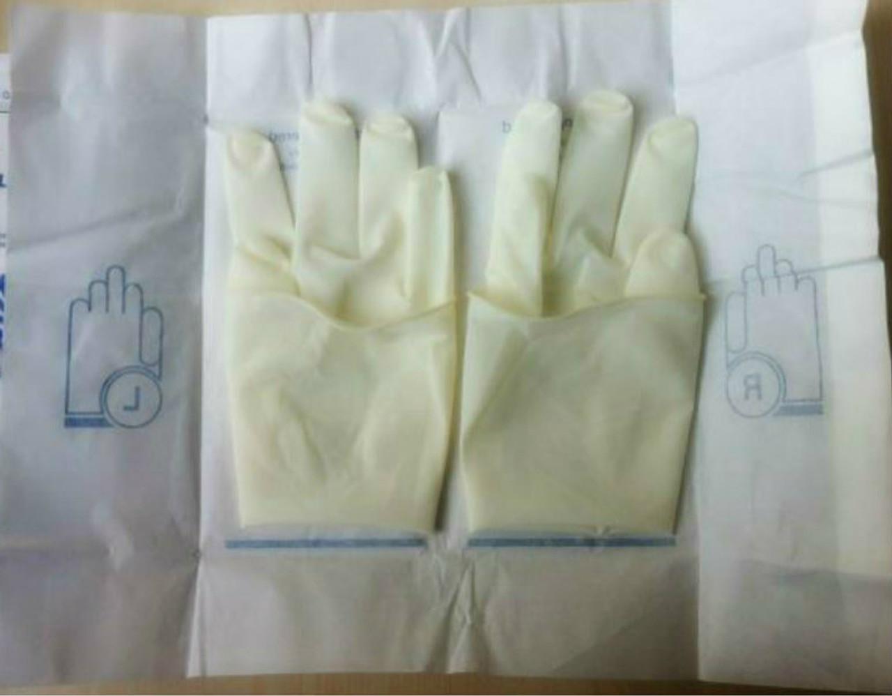 Sterile Nitrile Gloves - Pair