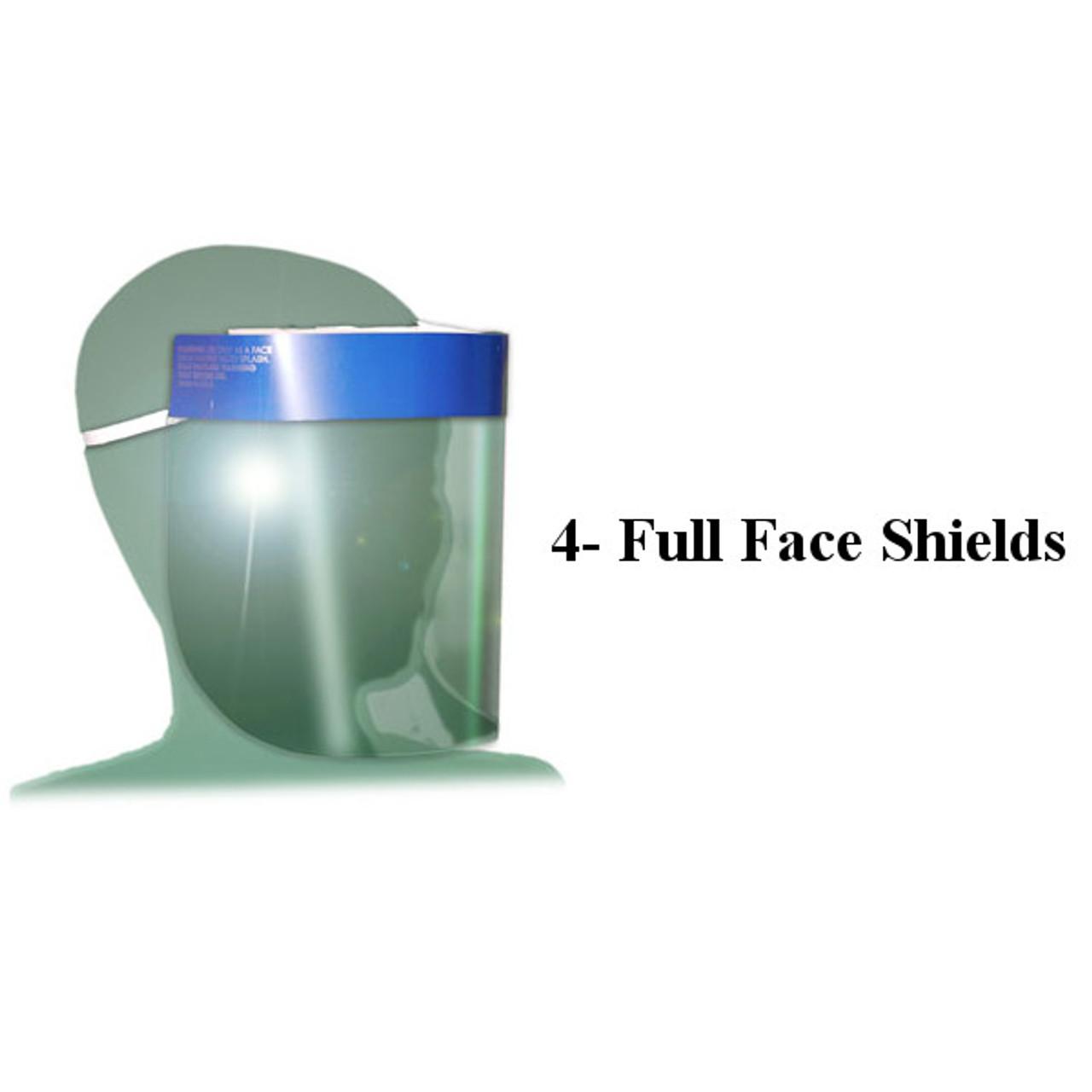 Full Face Shields