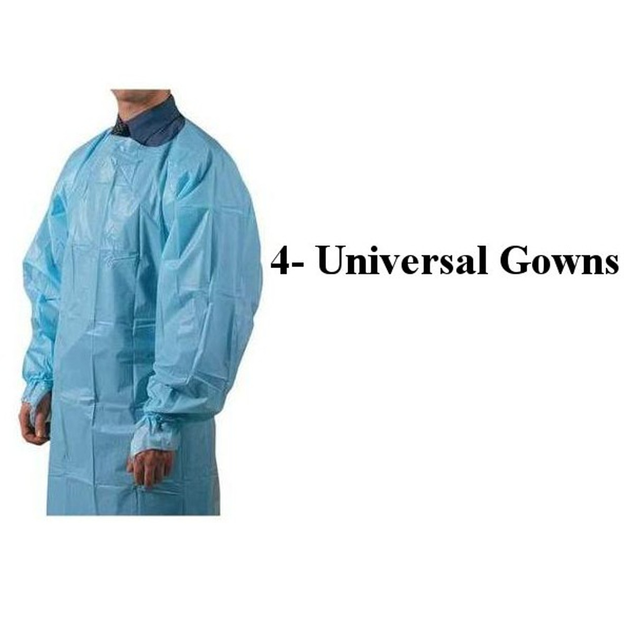 Universal PPE Gowns
