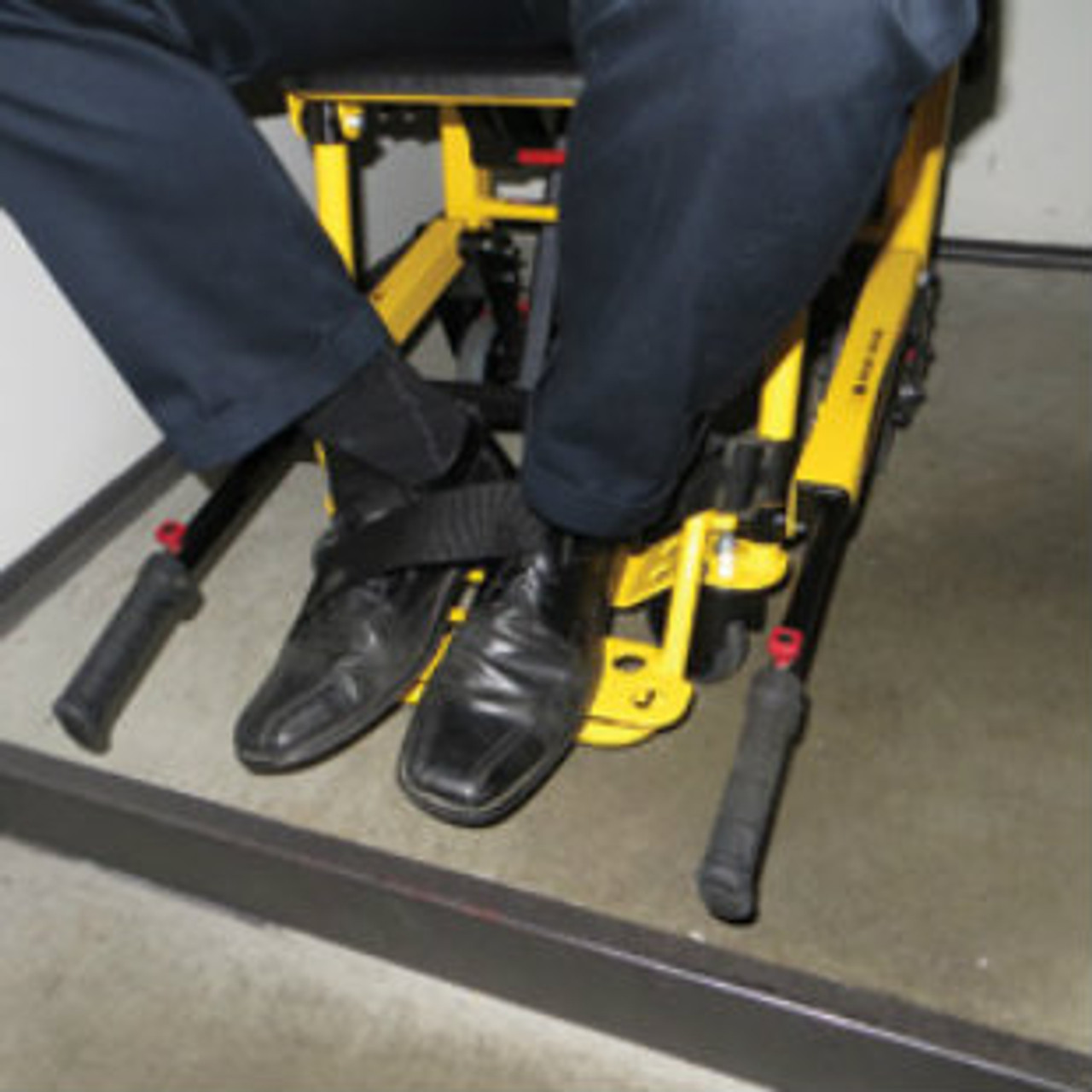 Ankle Strap for Stryker Stair Chair