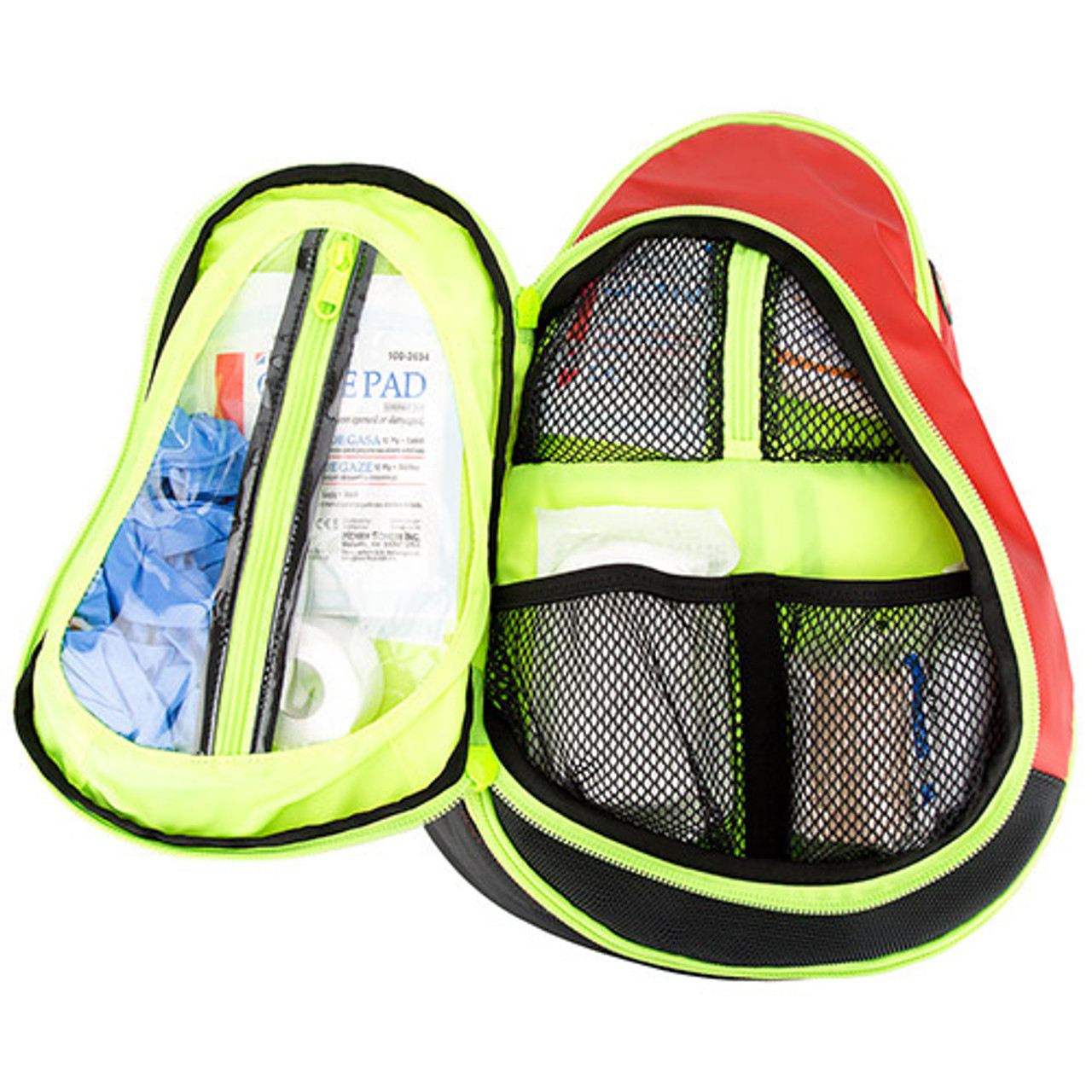 StatPacks G3 Medslinger Quick Access EMT Pack - Blue, Red or Black