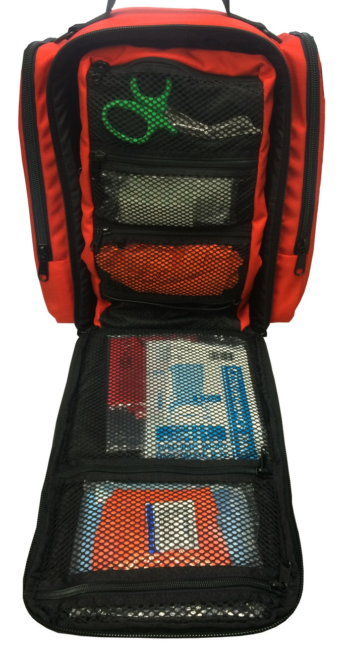 Interior Pouches - filled