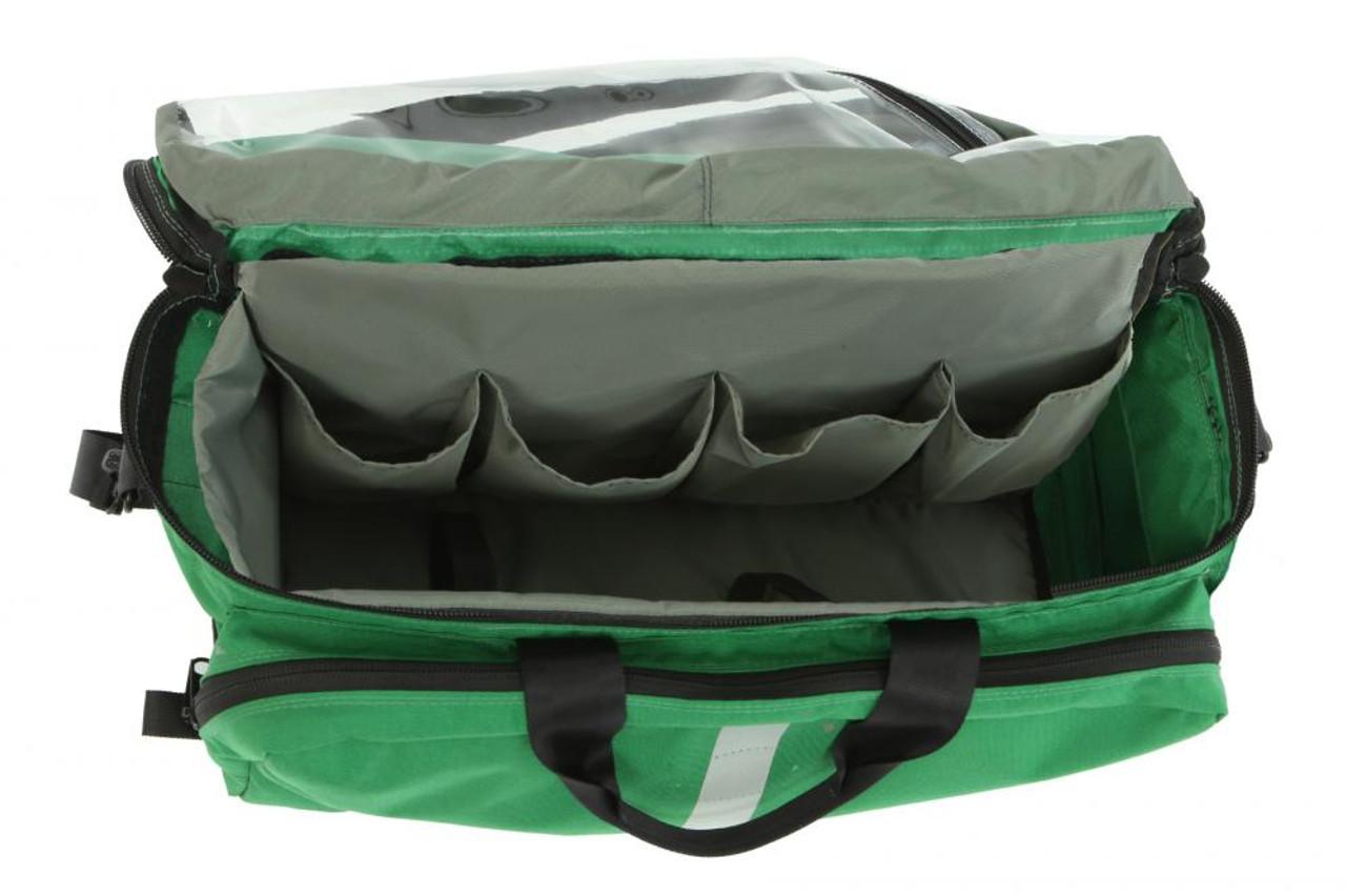 Trauma/Oxygen Bag - Green or Royal Blue