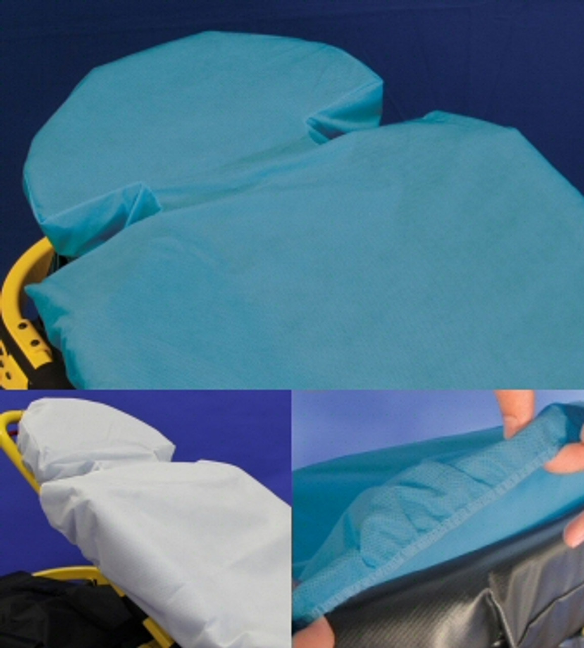 G-Force Disposable Fitted Stretcher Sheets - 30/Box