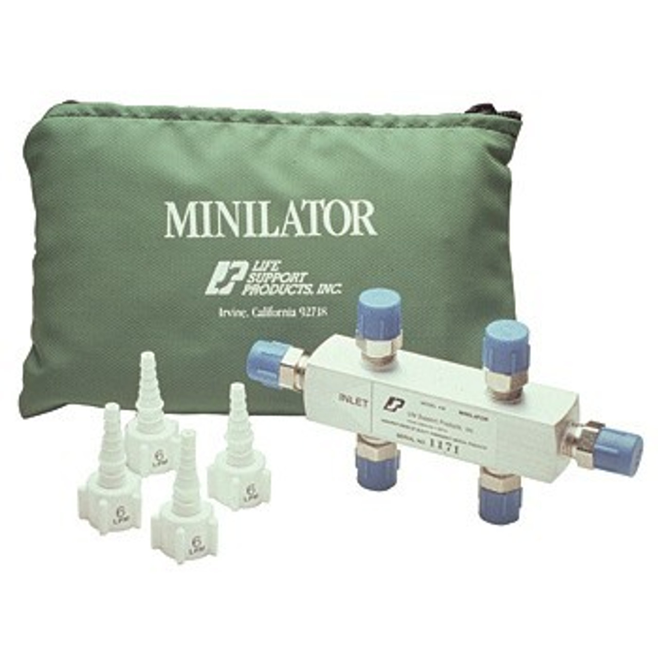 Allied/LSP Oxygen Minilator - Multiple Patient Delivery Device