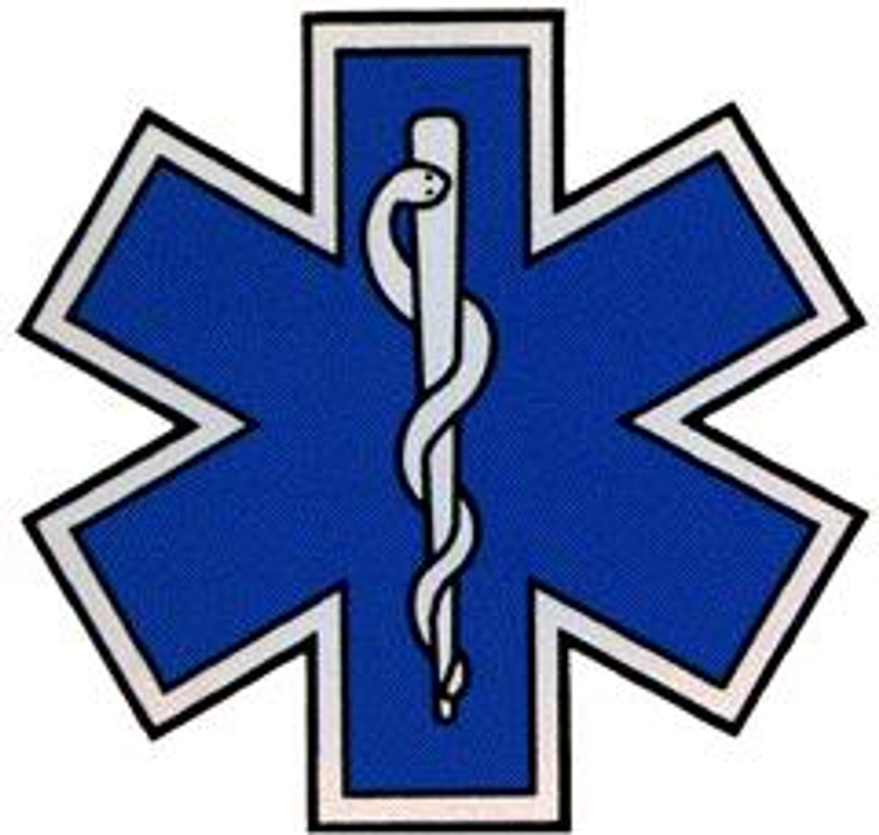 Star of Life Decals