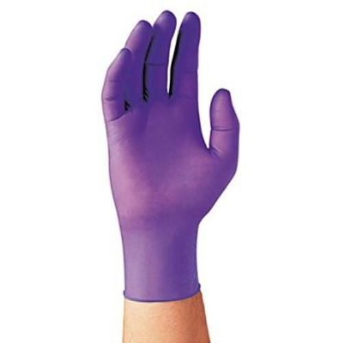 Halyard Health Purple Nitrile Gloves - 100/Box