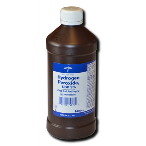 Peroxide - 16oz Bottle