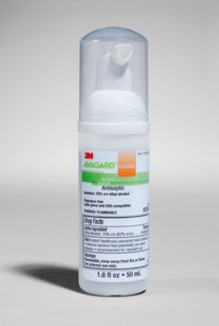 Avagard Foaming Hand Antiseptic 1.6oz Personal Size