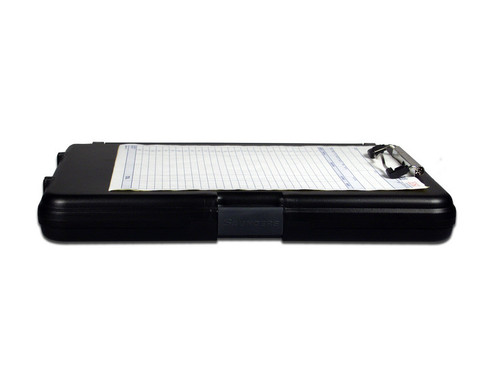 Tactical Organizer Clipboard - Black