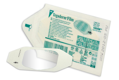 Tegaderm I.V. Site Dressing - 100 per Box